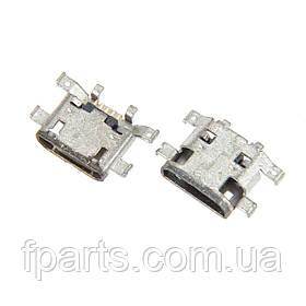 Коннектор зарядки Sony D2302, D2303, D2305, D2306 Xperia M2, Moto XT1053, XT1055