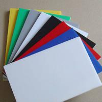 Листовые пластиковые материалы