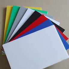 Листові пластикові матеріали