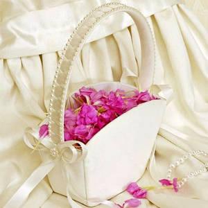 Свадебные корзинки и сита
