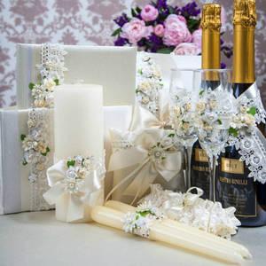 Наборы свадебных аксессуаров