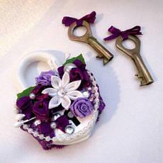 Свадебные замочки