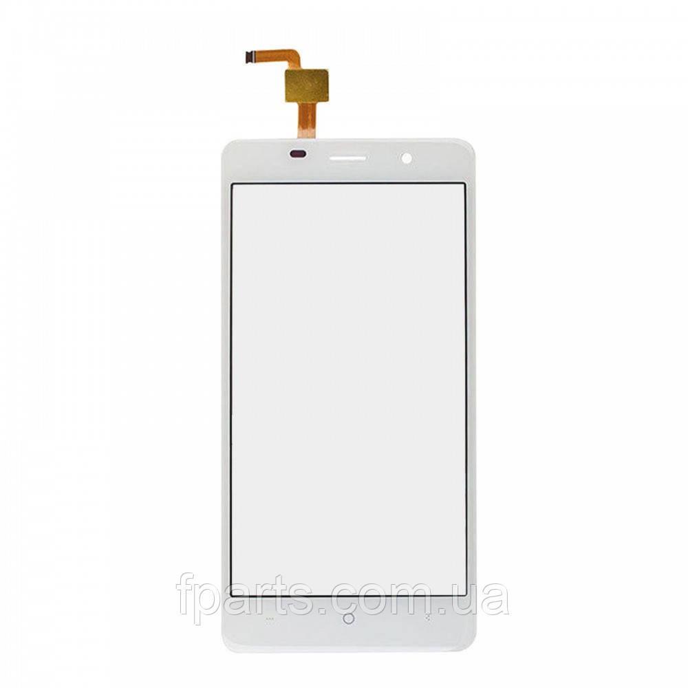 Тачскрин Bravis A504 Trace, Assistant AS-5433 Secret, LEAGOO M5 (White)