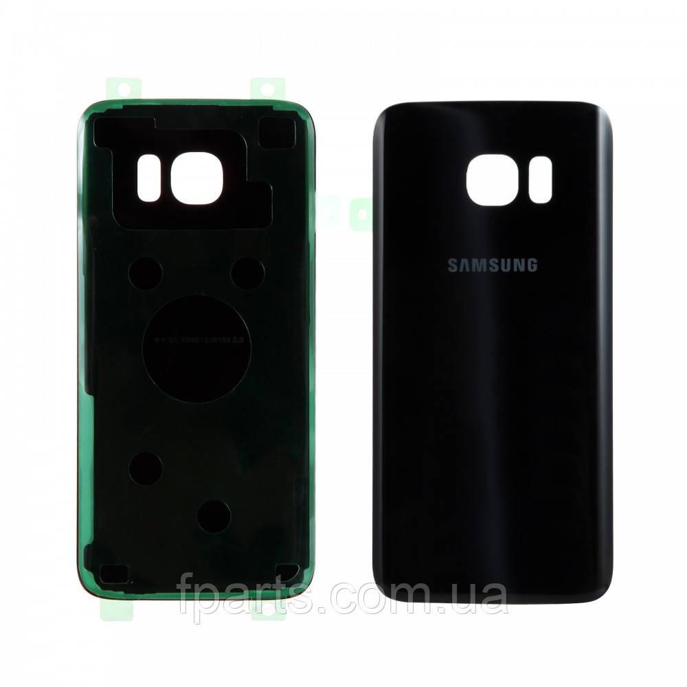 Задняя крышка Samsung G935 Galaxy S7 Edge (Black)