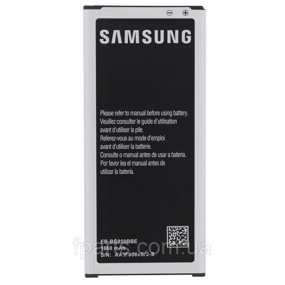 Аккумулятор EB-BG850ABE для Samsung G850 Galaxy Alpha