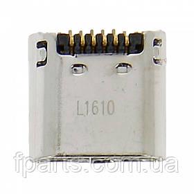 Коннектор зарядки Samsung Galaxy Tab 3 T210, T211, T230, T231, T235 (Original PRC)