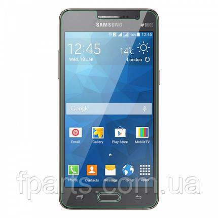 Защитное стекло Samsung G530, G531, G532 Galaxy Grand Prime (2.5D) Прозрачное, фото 2