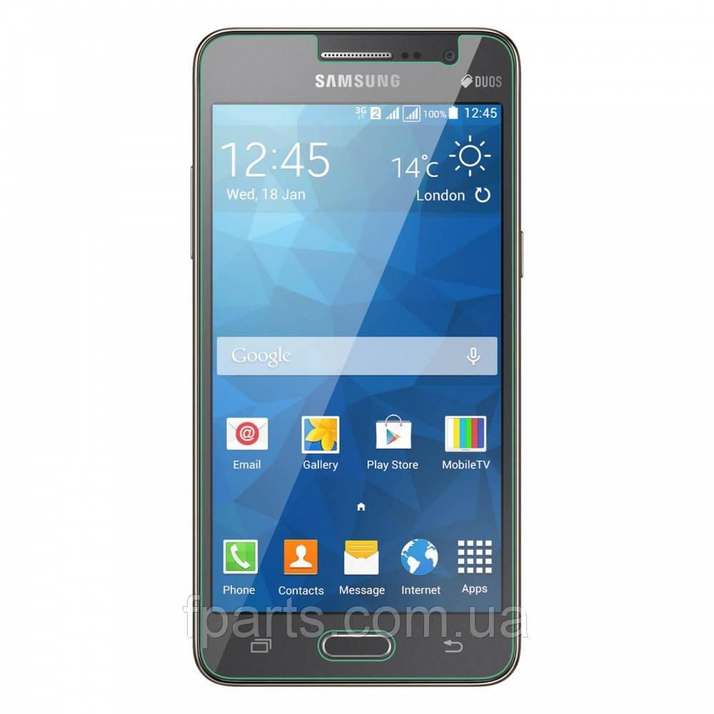 Защитное стекло Samsung G530, G531, G532 Galaxy Grand Prime (2.5D) Прозрачное