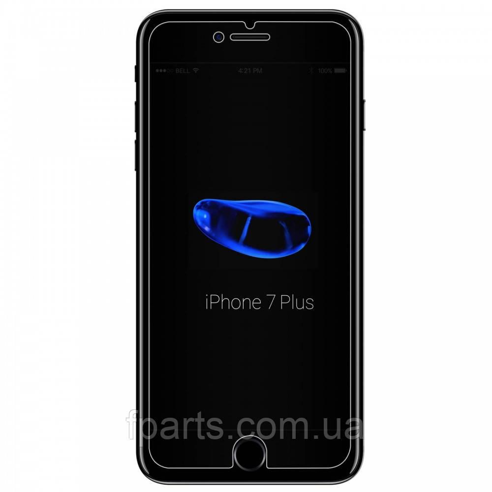 Защитное стекло iPhone 7 Plus, iPhone 8 Plus (2.5D) Прозрачное