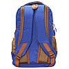 Рюкзак школьный RAINBOW (синий), фото 3