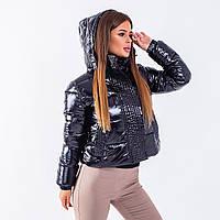 Женская куртка Indigo N 047T MONCLER BLACK