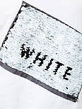 2337 туника  Лайт, черный (S), фото 4