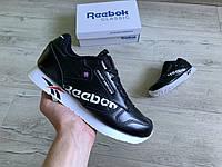 Кроссовки Reebok Classic Concept Sample 001 Black/White черные с белым 36-41 подросток