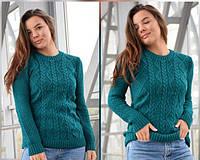 Купить теплый свитер женский ,купить свитера оптом, размеры 42-50.