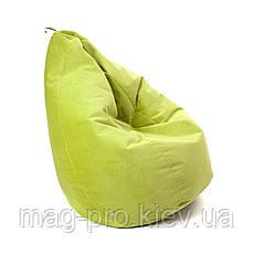 Бескаркасное кресло-груша Микрофибра, фото 3