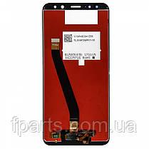 Дисплей для Huawei Mate 10 Lite, Nova 2i (RNE-L01/RNE-L21) с тачскрином, Black, фото 2