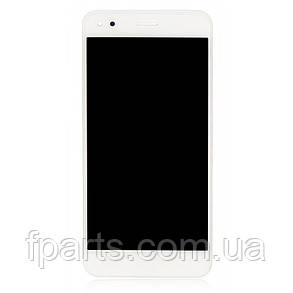 Дисплей для Huawei Nova Lite 2017 (SLA-L22), P9 Lite mini, Y6 Pro 2017 с тачскрином (White), фото 2
