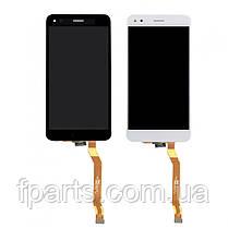 Дисплей для Huawei Nova Lite 2017 (SLA-L22), P9 Lite mini, Y6 Pro 2017 с тачскрином (White), фото 3