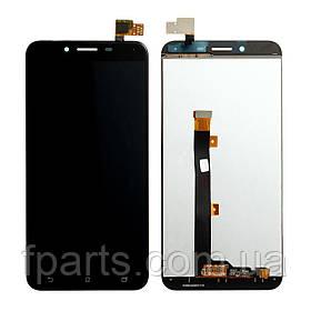 Дисплей для Asus ZenFone 3 Max (ZC553KL, X00DD), с тачскрином Black