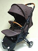 Детская прогулочная коляска YoyaPlus 3 Кофе (959760275)