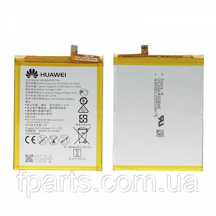 Аккумулятор HB386483ECW+ Huawei GR5 2017, Honor 6X (3340 mAh), фото 2
