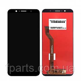 Дисплей для Asus ZenFone Max Pro M1 (ZB601KL, ZB602KL, X00TD), с тачскрином, Black (Original PRC)