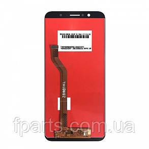 Дисплей Asus ZenFone Max Pro M1 (ZB601KL, ZB602KL, X00TD), с тачскрином, Black (Original PRC), фото 2