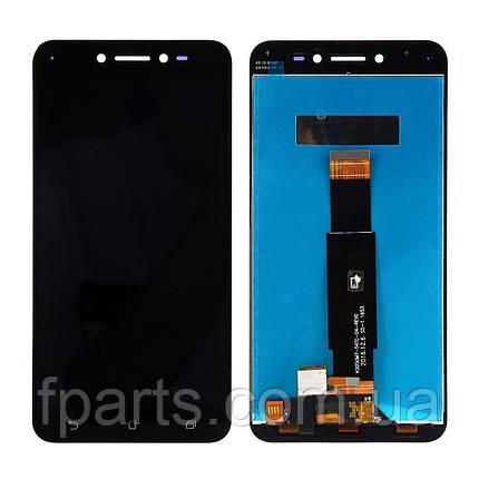 Дисплей для Asus ZenFone Live (ZB501KL) с тачскрином, Black, фото 2