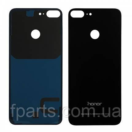 Задняя крышка Huawei Honor 9 Lite (LLD-L21) Midnight Black, фото 2