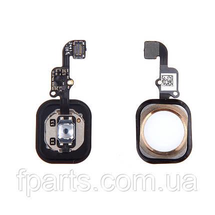 Шлейф iPhone 6, iPhone 6 Plus кнопка HOME, Gold (Original PRC), фото 2