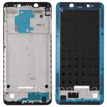 Рамка дисплея Xiaomi Redmi Note 5, Black, фото 2