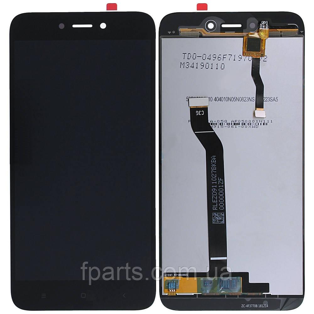 Дисплей для Xiaomi Redmi 5A, Redmi Go (MCG3B) с тачскрином, Black (Original PRC)