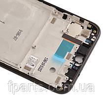 Рамка дисплея Xiaomi Redmi Note 7, Black, фото 2