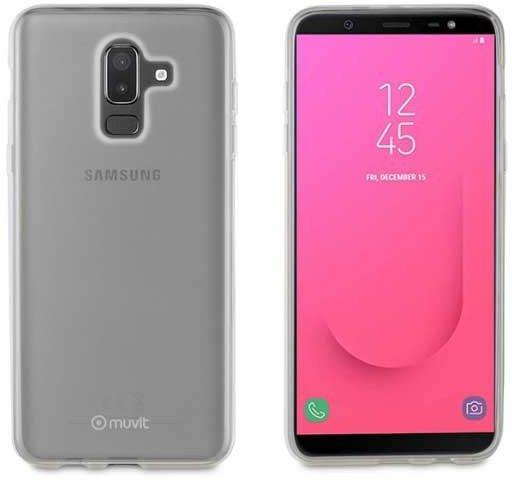 Чехол Muvit Crystal для Samsung Galaxy S8 Transparent (MUCRY0156)