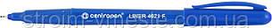 Линер Centropen 4621 F ergoline 0,3 мм синий