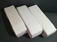 Простынь на резинке белая 160*200*20см., трикотаж Турция