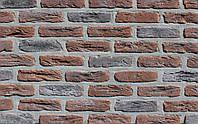 Облицовочная плитка Loft Brick МФ 50 NEW Красно-коричневый 190x50 мм