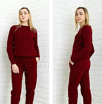 Костюмы женские вязанные, трикотажные, брюки, штаны, фото 2