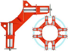 FIT 59275 столярная угловая струбцина для сборки деревянных конструкций