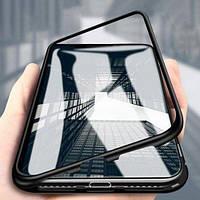 Magnetic case (магнитный чехол) для Samsung Galaxy A8 Plus 2018