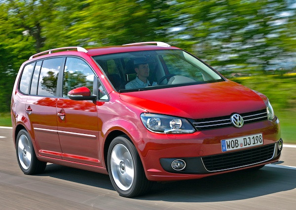 Volkswagen Touran 2010+