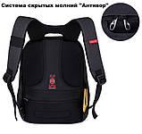 """Рюкзак городской Tigernu T-B3188 17"""" черный, фото 2"""