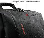 Рюкзак городской Tigernu T-B3176 черный, фото 5