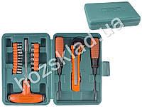 Набор инструментов в пластиковом контейнере (цена за набор 7 предметов)