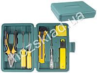 Набор инструментов в пластиковом контейнере (цена за набор 8 предметов)