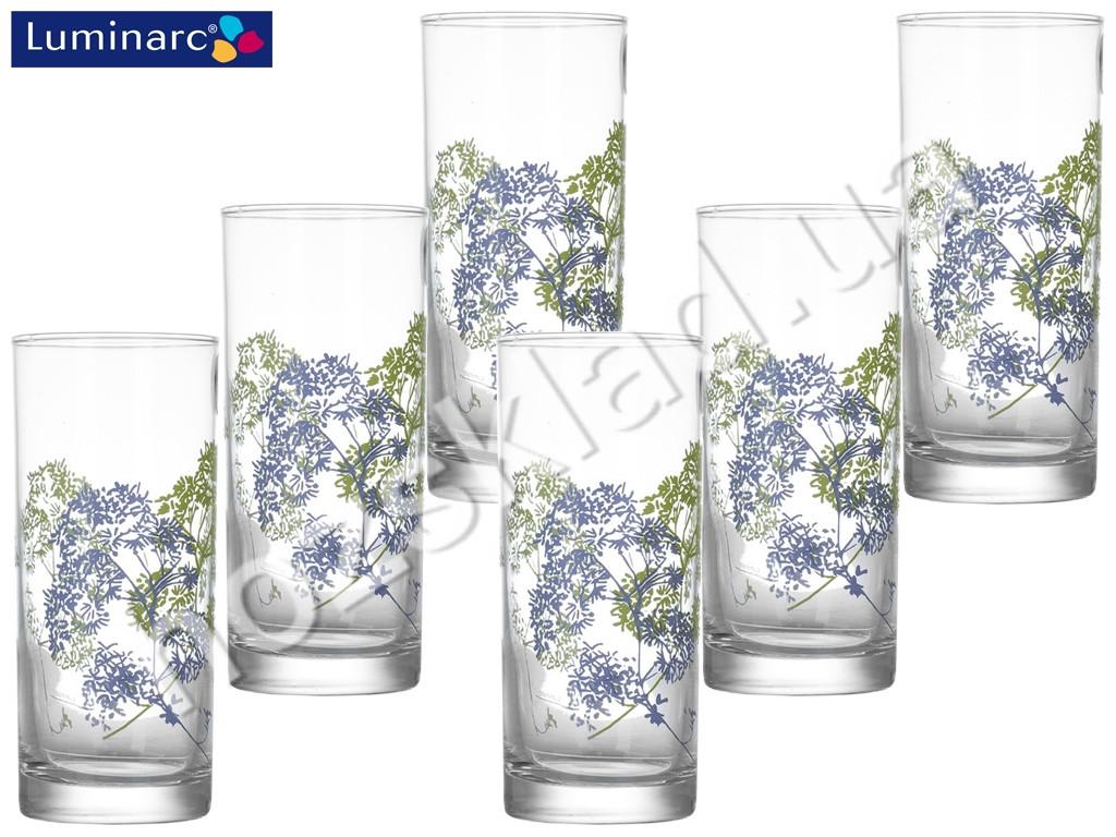 "Набор стаканов Luminarc ""Amsterdam Purple"" 270мл (цена за набор 6шт) 51577"