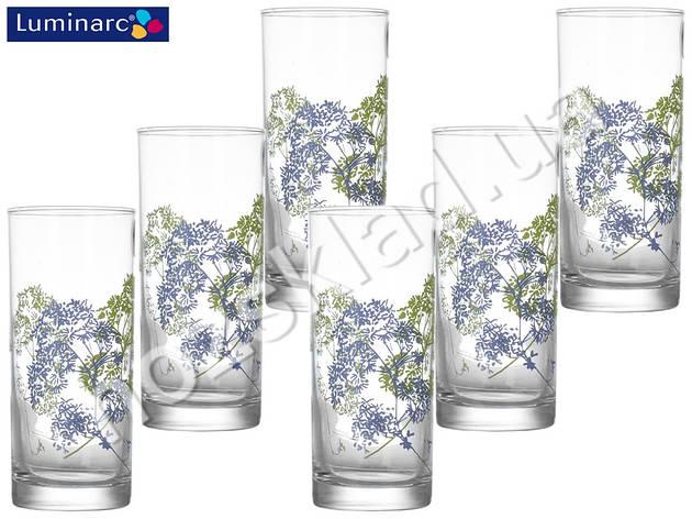 """Набор стаканов Luminarc """"Amsterdam Purple"""" 270мл (цена за набор 6шт) 51577, фото 2"""