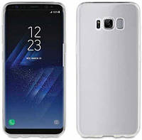 Чехол Muvit Crystal Soft для Samsung Galaxy S8+ Transparent (MUCRS0070)