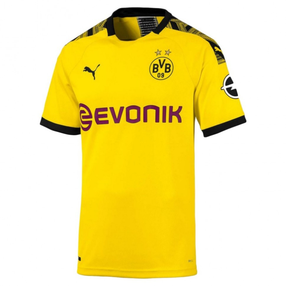 Футбольная форма Боруссия Дортмунд (Borussia Dortmund), дом/желтый сезон 19/20