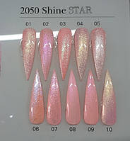 "Гель лак Global Fashion ""2050 Shine star"" 8 ml"